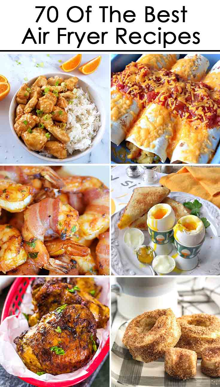 70 Of The Best Air Fryer Recipes On The Web